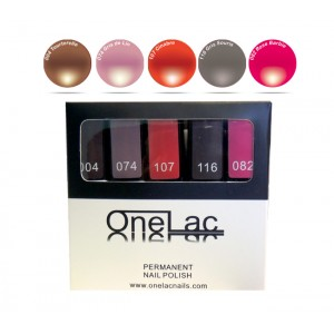 Pack couleurs promotion N°004, 074, 107, 116, 82