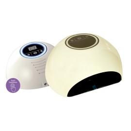 Lampe Horloge LED/UV